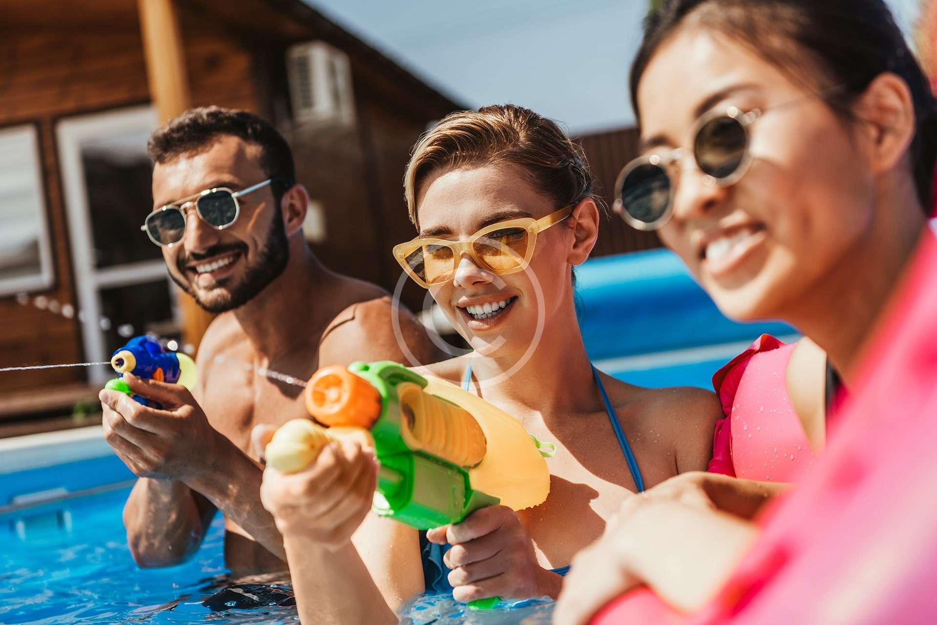 Adult Advanced Swimming Lessons